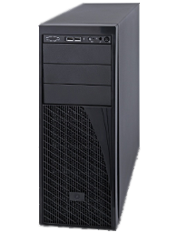 ION's S4 series of pedestal servers.